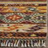 Lakota 787 6' X 9' Multicolored Wool Rug