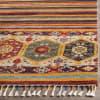 Lakota 789 8' X 10' Multicolored Wool Rug