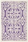 Purple Rug 2' x 3'