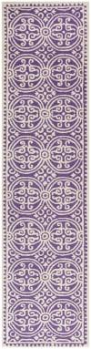 Purple Rug 2.5' x 12'