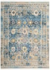 Chantal 663 8' X 10' Blue Rug