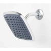Sunbeam® Chrome Finish Square Rainfall Shower Head