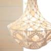 Grand Macrame Pendant Light