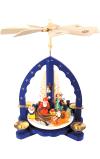 Richard Glaesser Pyramid - St. Nick, Children and Toys