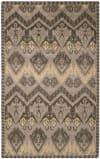 Gold Wool Rug 5' x 8'