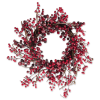 Frosted Berries Wreath