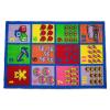 J&M Kids Play Rug Numbers 40x60