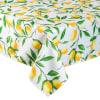 Lemon Bliss Print Outdoor Tablecloth 60x84