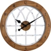 Cathedral Arch Wall Clock