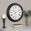 Everett Wall Clock