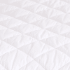 White Queen Waterproof Mattress Pad