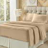 Taupe Queen 4Pc. Sheet Set