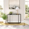 Moby Swing Arm Brass Table Lamp with Empire Shade