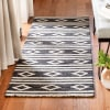 Essence Blue Wool Rug 2'25
