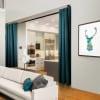 Turquoise Room-Darkening 108