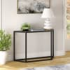 Levi Blackened Bronze Console Table