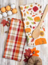Assorted Fall In Love Dishtowel (Set of 2)