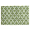 Lattice Print Outdoor Placemat (Set of 6)