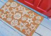 Shells White Doormat 18