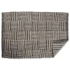 Patchwork Gray 2'x3' Rug