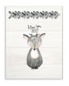 Deer Love Wall Plaque Art