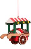 Christian Ulbricht Ornament - Car Gingerbread