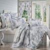 Estelle Blue King 4Pc. Comforter Set
