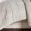 Leanna Beige California King 4Pc. Comforter Set