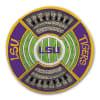 LSU Louisiana Tigers Melamine Stadium Platter