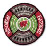 Wisconsin Badgers Melamine Stadium Platter
