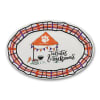 Clemson Tailgates and Touchdowns Melamine Platter