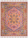 Vail  Pink & Purple Wool Rug