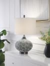 Armon Nightlight Glass Table Lamp