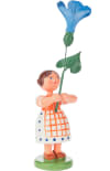 Dregeno Orange Flower Girl Easter Figurine