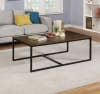 Arcadia Acacia Wood Coffee Table