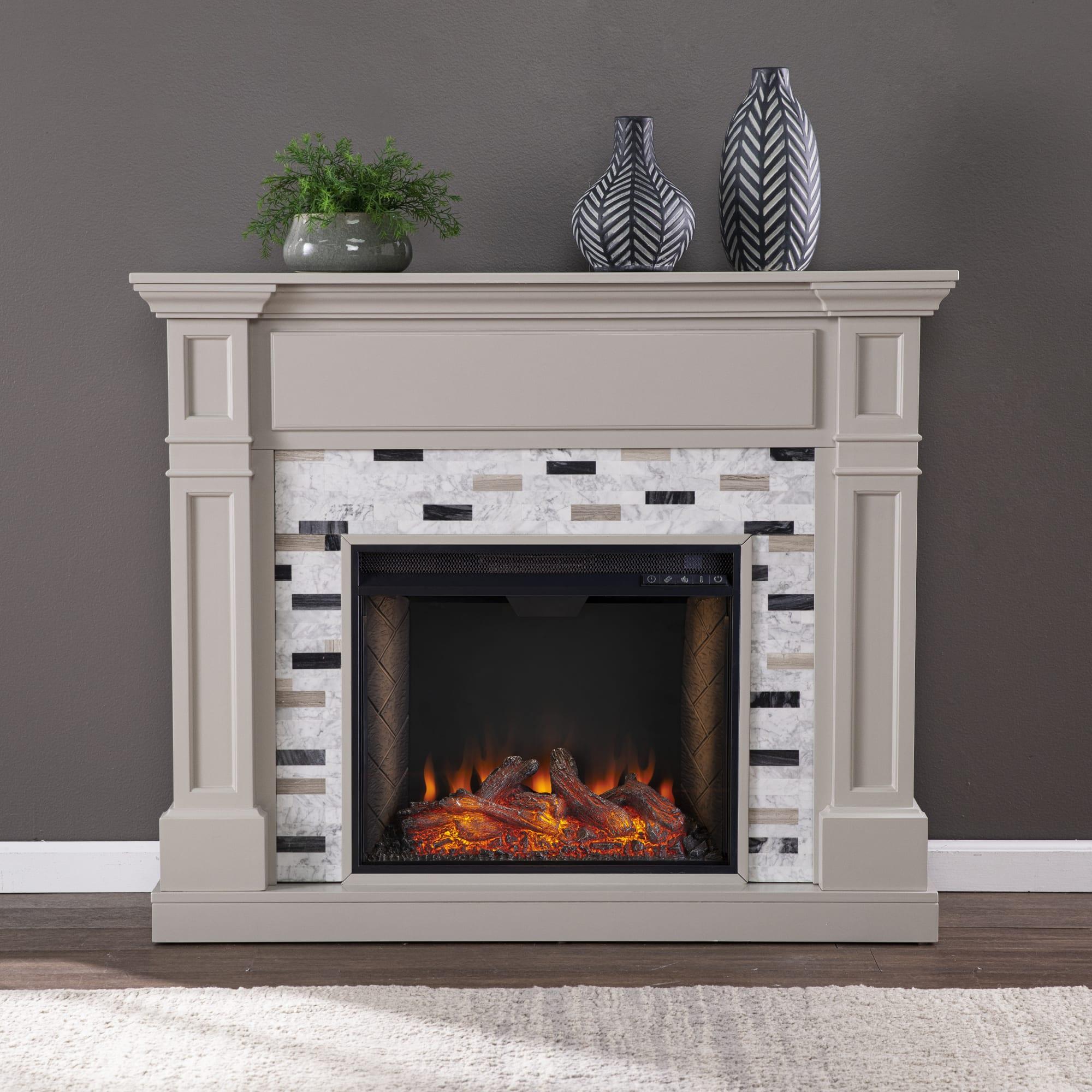 Delphine Smart Fireplace