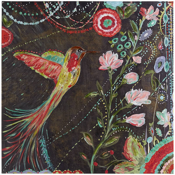 Bohemian Bird Wall Art
