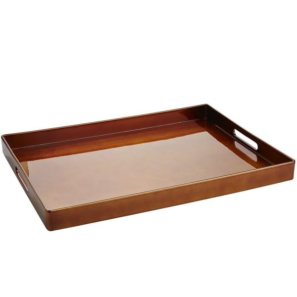 Regalia Tray - Rectangle Copper
