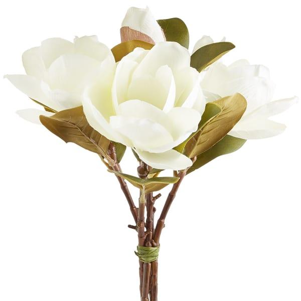 Faux Magnolia Bouquet