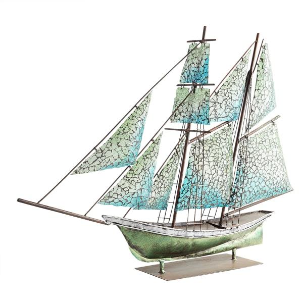Mosaic Ship