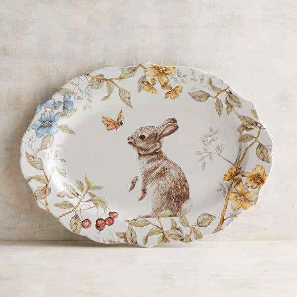 Sofie the Bunny Platter