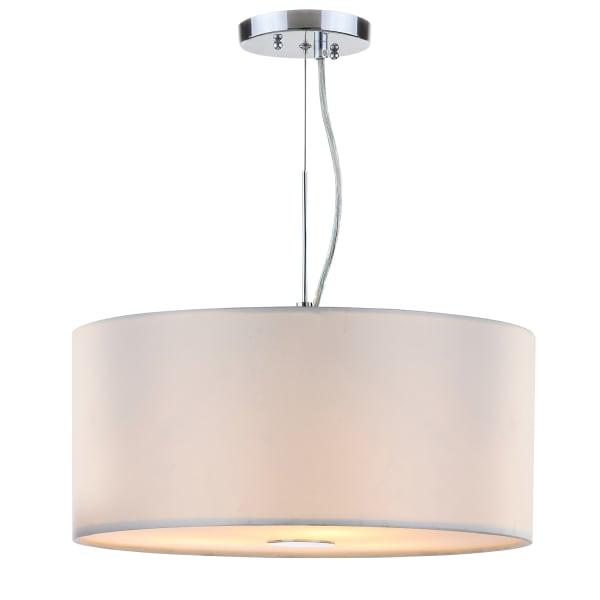 Classic White Pendant Light
