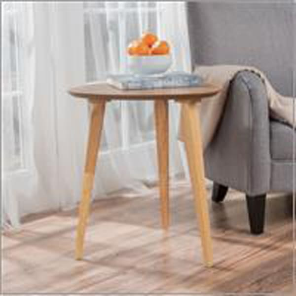 Cassie Natural End Table