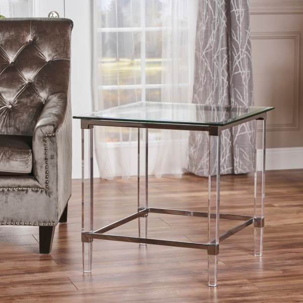 Orianna Square Side Table