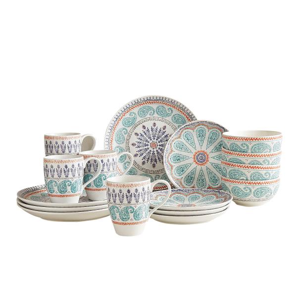 Gabella 16-Piece Dinnerware Set
