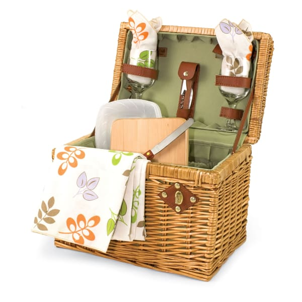 Napa Botanica Collection Wine & Cheese Basket