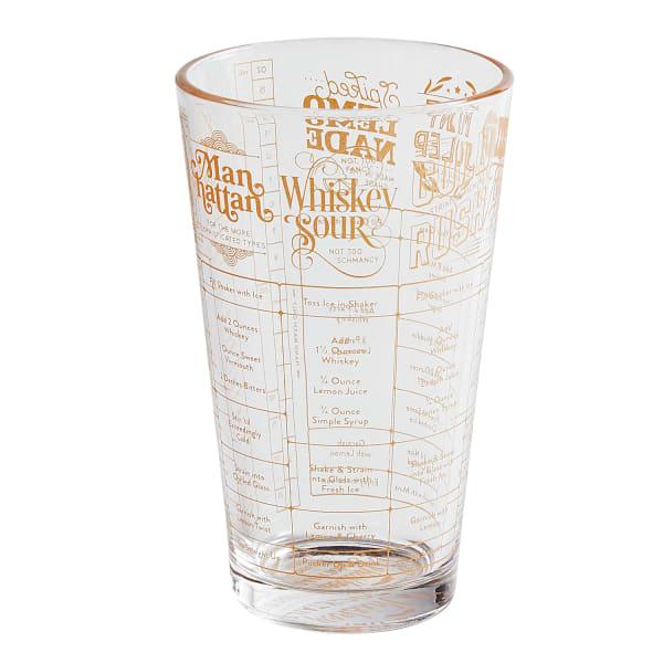 Good Measure Recipe Beer Glass