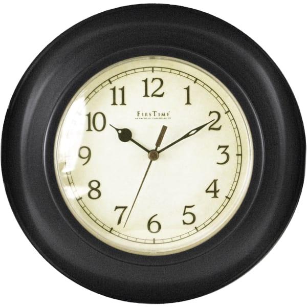 Eleanor Bronze Wall Clock