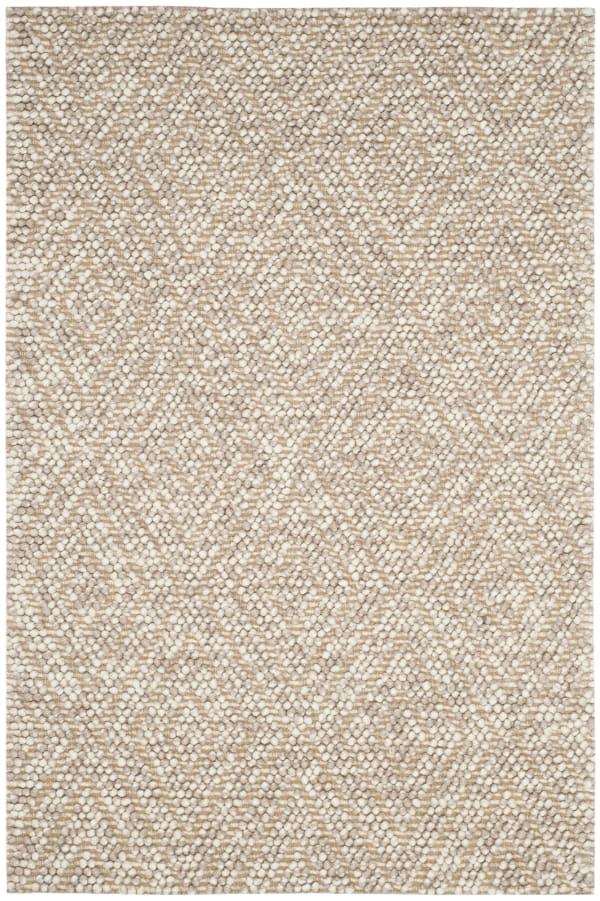Chipley 623 4' X 6' Tan Wool Rug