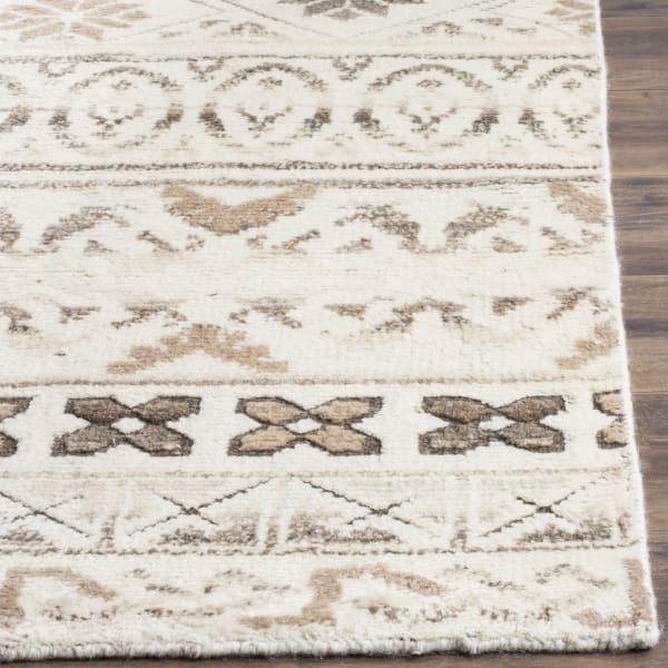 Cody 316 8' X 10' Natural Wool Rug